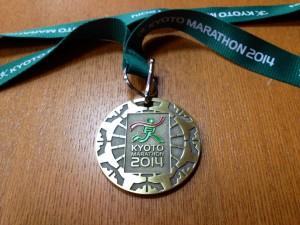 京都マラソン2014(完)