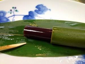 竹のしずく
