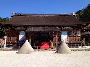 上賀茂神社。