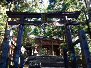 愛宕神社。